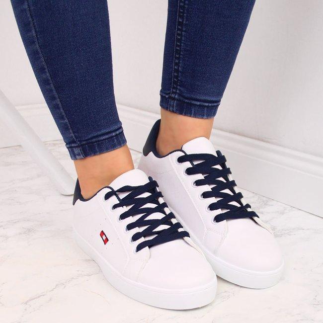 Buty sportowe białe NEWS
