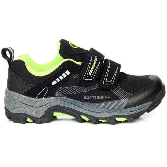 Buty sportowe dziecięce trekkingowe wodoodporne Hasby