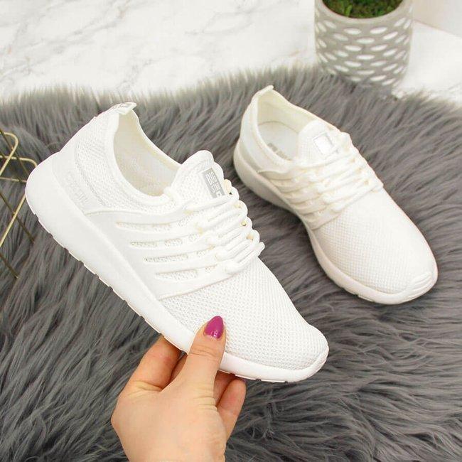 Buty sportowe dziecięce białe Big Star HH374215