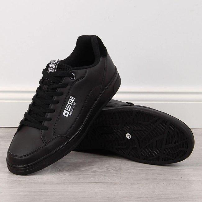 Buty sportowe męskie czarne Big Star II174169