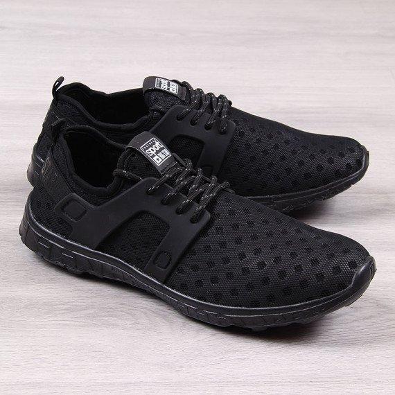 Buty sportowe męskie lekkie czarne Big Star