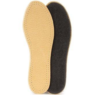 COCCINE skórzane wkładki do butów premium na lateksie