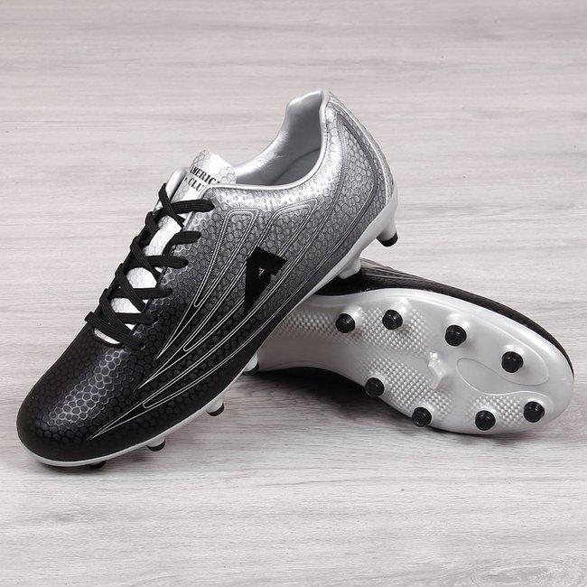 Szare buty sportowe męskie lekkie American Club ButyRaj.pl