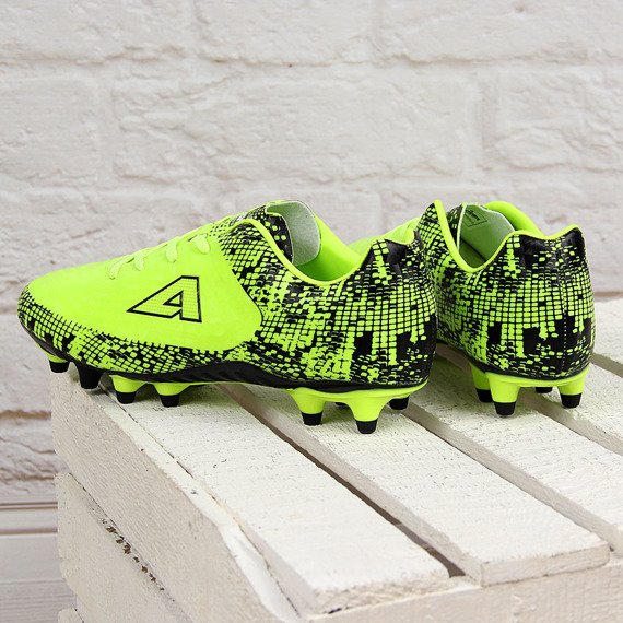 Limonka buty piłkarskie korki młodzieżowe American Club