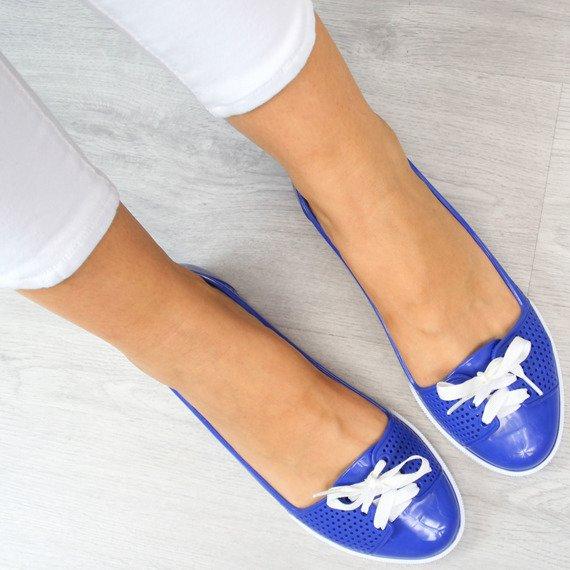 Niebieskie tenisówki meliski zapachowe ZAXY W285046