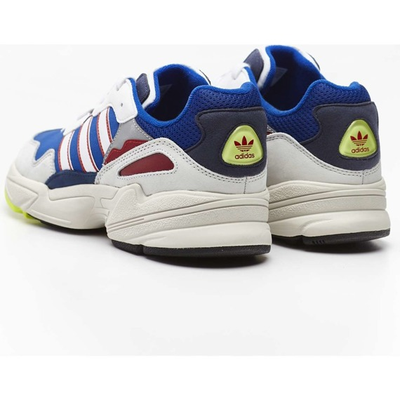 Sneakersy męskie skórzane Adidas Yung 96 DB3564